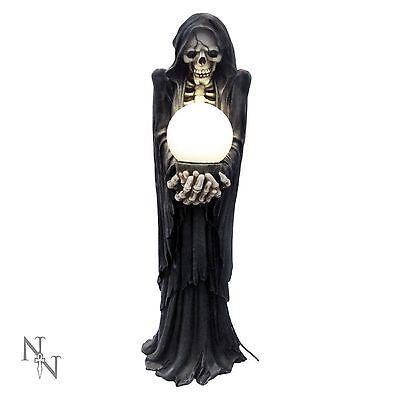 Nemesis Now - Grim Reaper,  Into The Light  Lamp, 69cms