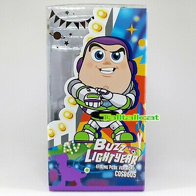 Hot Toys x Toy Story 4 Buzz Lightyear Cosbaby (Firing Pose Version) Disney PIXAR