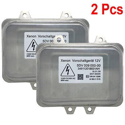 2Pcs HID Xenon Headlight Ballast For 2008-2009 BMW 528i 535i 528xi xDrive 535xi
