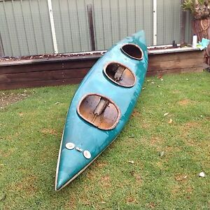 3 person canoe/kayak Chittaway Bay Wyong Area Preview
