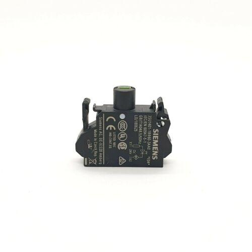 SIEMENS 3SU1401-1BB60-3AA0 LED-Modul  AC/DC 24V, weiß, Federzuganschluss