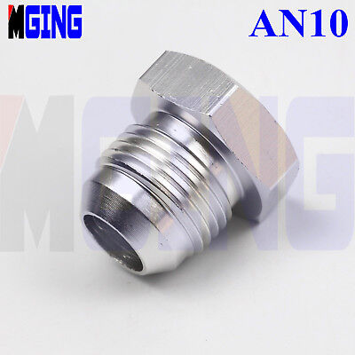 Adapter Fuel Hose Tank Fitting Adaptor Male -10 AN10 10-AN AN-10 to One NPT SL