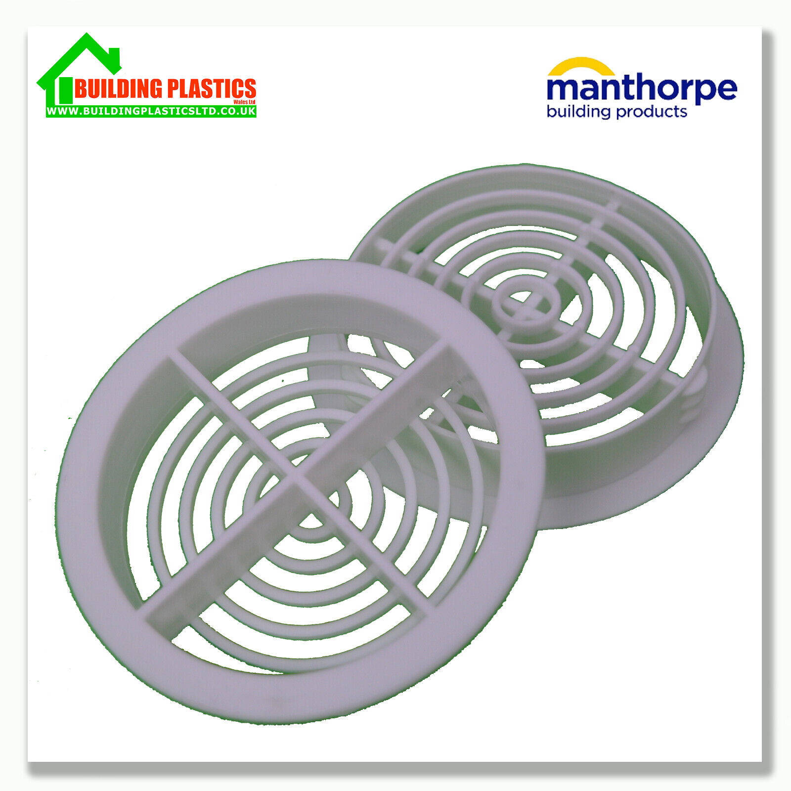 Soffit Board Eaves UPVC 10 x 70mm ANTHRACITE SOFFIT ROOF AIR VENT Disc//