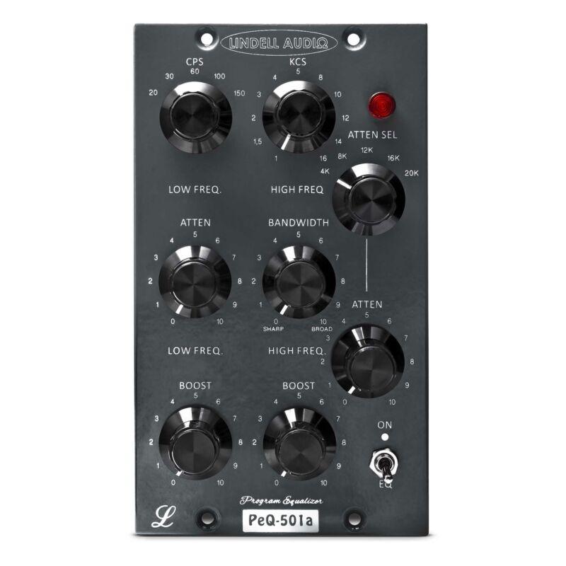 Lindell Audio Retro PEQ-501A 500-Series EQ