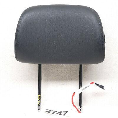 BMW E70 X5 Headrest Front Sport Comfort Crash Active Leather 2008-2013 OEM 2747