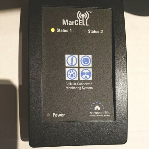 MarCELL Cellular Temperature/Humidity Monitor