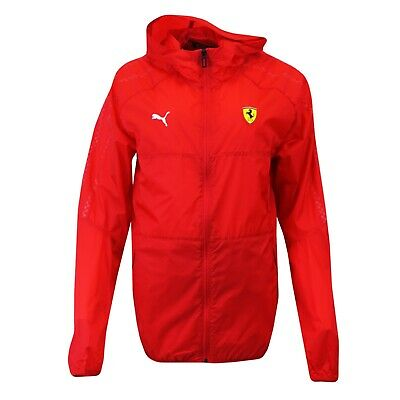 Ferrari Puma Mens T7 City Runner Jacket