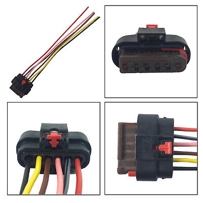 TOYOTA HONDA PLUG EXTENSION WIRING HARNESS LOOM, 6 PIN CONNECTOR PLUG