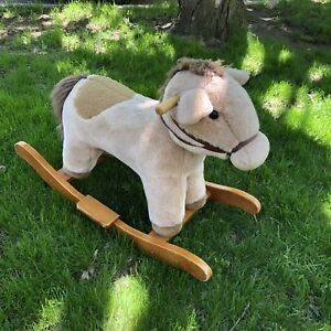 Rocking horses in three sizes!
