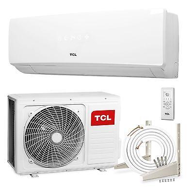 TCL Inverter Split-Klimaanlage 24000 BTU 6,4kW Klima Klimagerät - Modell KA