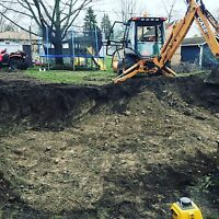 BACKHOE SERVICES PTBO