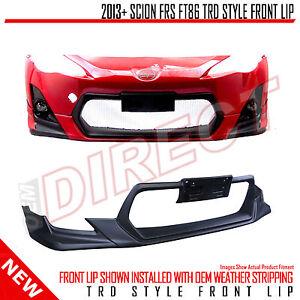 Scion Frs Parts >> Scion FRS TRD: Car & Truck Parts | eBay
