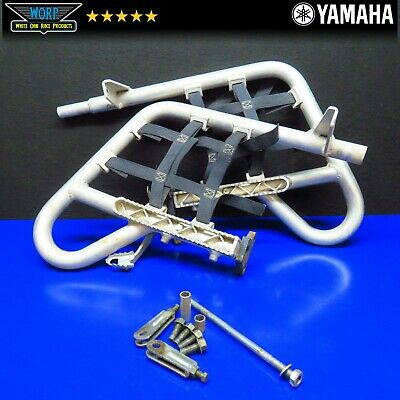 1988-2006 YAMAHA BLASTER NERF BARS GUARDS NETS FOOTPEGS FOOT PEGS STANDS