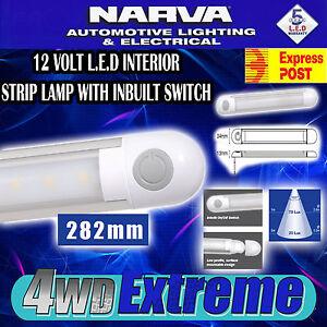 NARVA LED INTERIOR LAMP CARAVAN CAMPER LIGHT LED BOAT LIGHTS CAMPING RV  87532