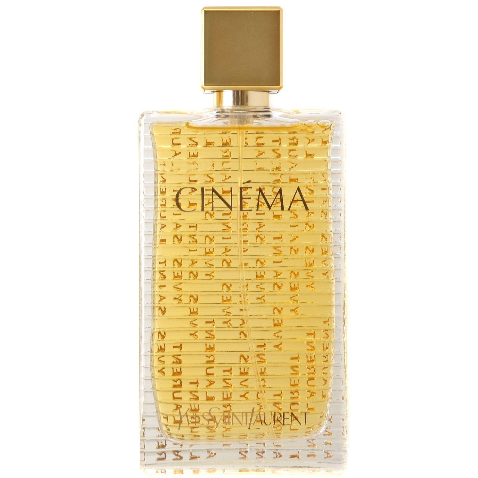 Yves Saint Laurent Cinema Eau De Parfum Spray 90ml For Sale Online