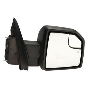 OEM NEW Left Driver  Power Fold Heated Mirror w/ Turn Signal 15-17 Ford F-150