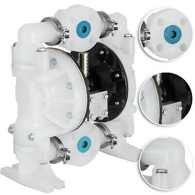 Air-operated Double Diaphragm Pump Petroleum Fluids 1inch Inlet 1inch Outlet