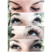 New Lash Extension Technician in Prince Edward County!