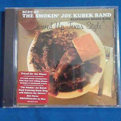 Served Up Texas Style: The Best of the Smokin' Joe Kubek Band (Best Of Texas Band)