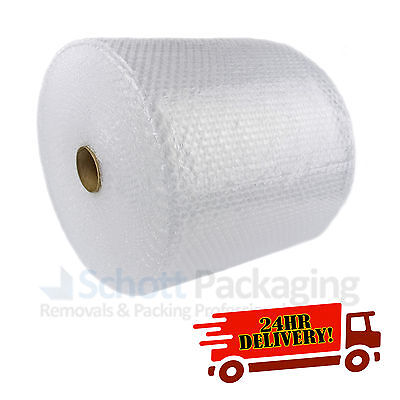 BUBBLE WRAP - 500mm x 100m - FREE UK 24HR DELIVERY