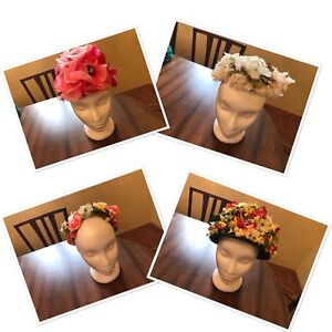 1960's Spring Hats