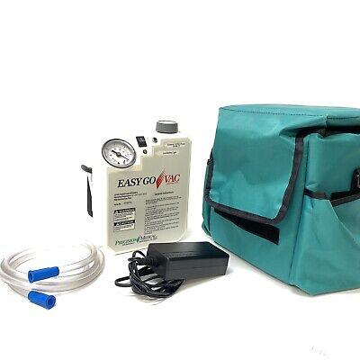 Precision Medical Pm65hg Easy Go Vac Portable Vacuum Pump