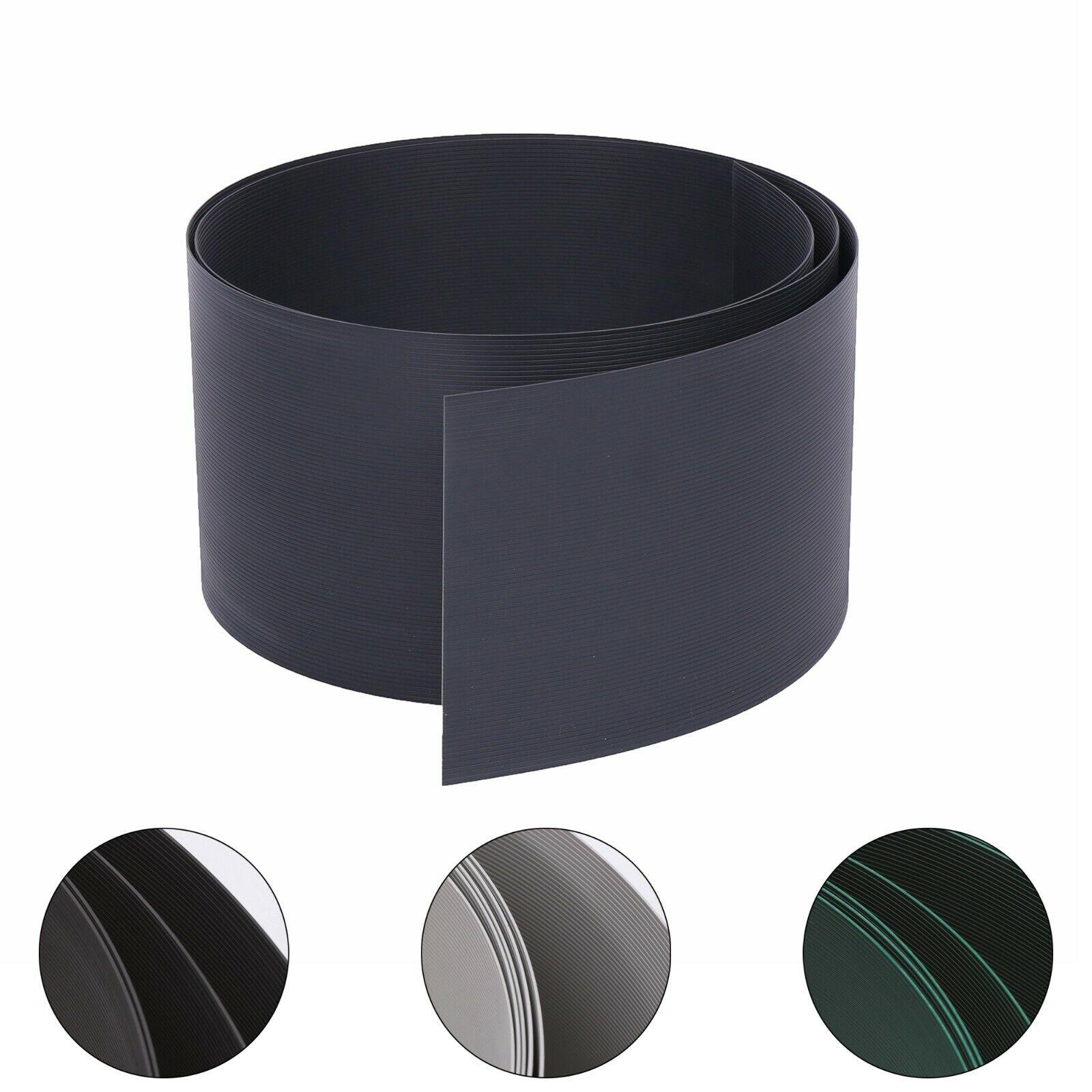 PREMIUM HART PVC Sichtschutzstreifen 1,35 mm Sichtschutz für Doppelstabmatten ⭕⭕