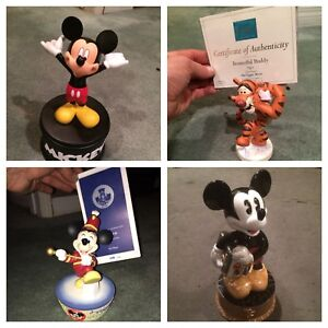 Mickey Mouse and Disney collectables