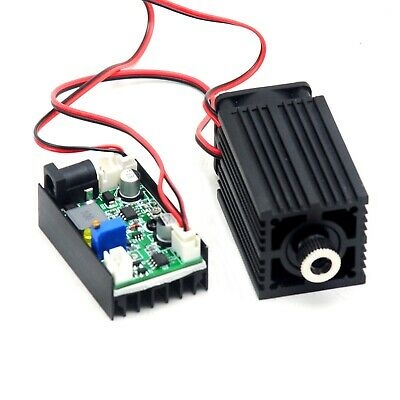 1000mw 850nm Infrared 1w Focusable Dot 12v Laser Diode Module Fan Cooling
