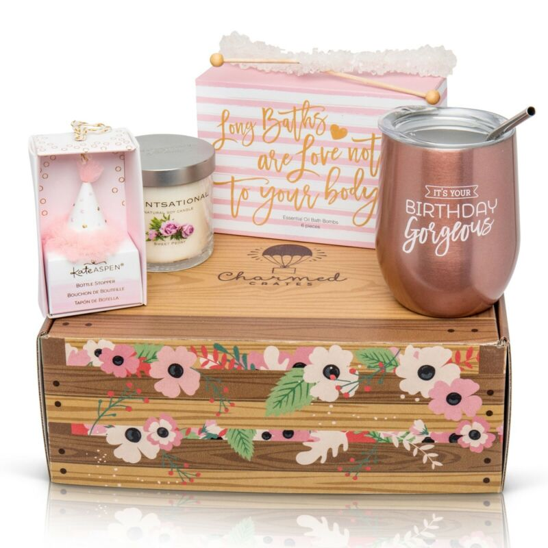 Happy Birthday Gift Box Set for Women: Perfect Birthday Gift for Her