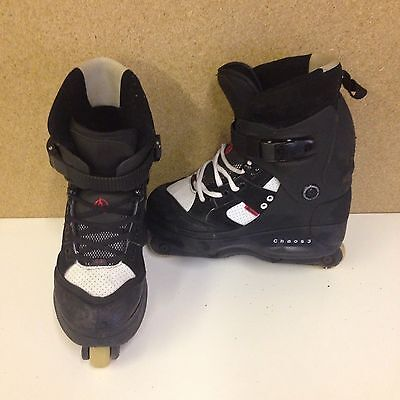 Anarchy Chaos 3 Aggressive Inline Skates Roller Blades Size 7 Mens Womens