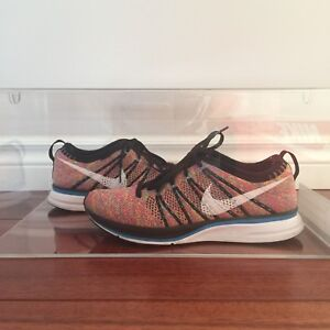 Multi colour flyknit trainer+ MENS 6.5/WMNS 7-7.5