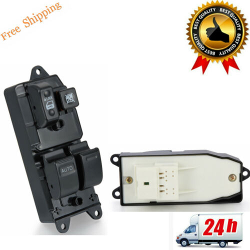 Window Master Electric Power Control Switch 2 door For 2001-2009 Toyota Tacoma
