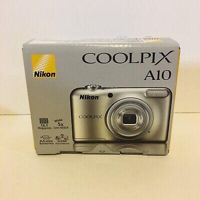 Nikon 26518 Coolpix A10 16.1MP Digital Camera