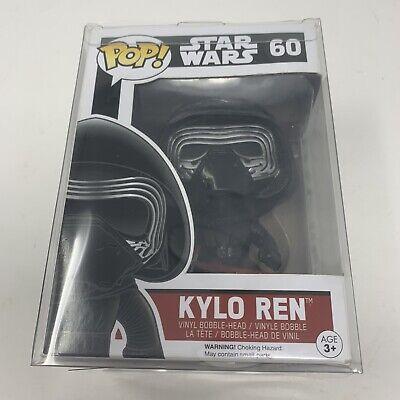 Funko POP! Star Wars Series KYLO REN#60 Vinyl Figure New With Protective Case
