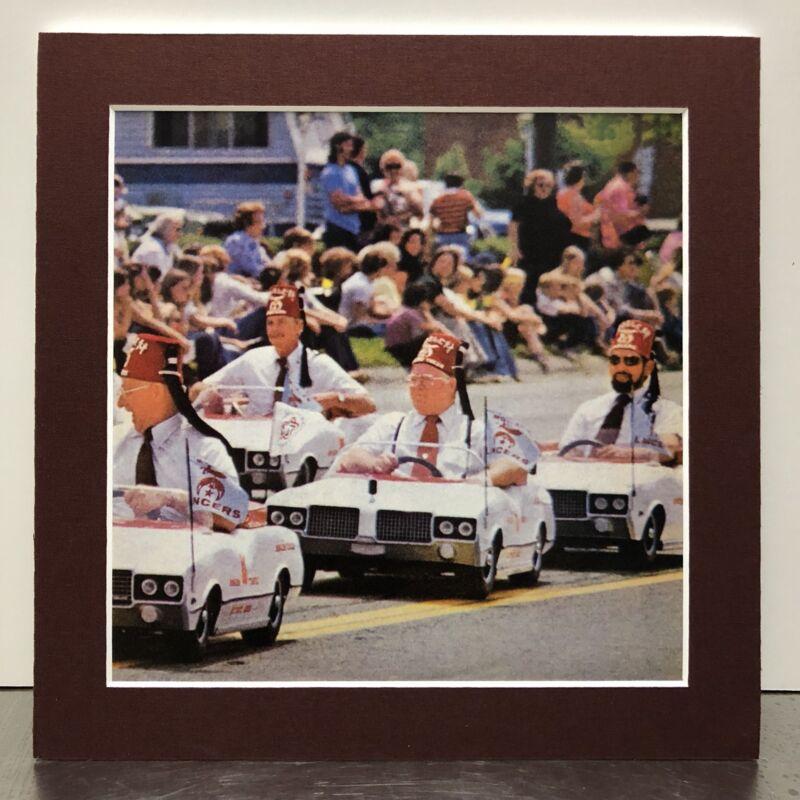 "Dead Kennedys ""Frankenchrist"" Pro Matted Album Art, 12""x12"" hardcore punk Jello"