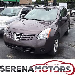 2010 NISSAN ROUGE SL AWD | 82K | NO ACCIDENTS | HEATED SEATS