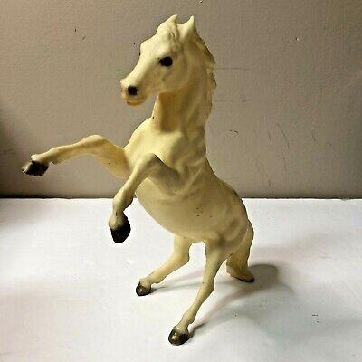 Classic White REARING STALLION Lippizan Horse Model #180 Breyer Molding Co. USA