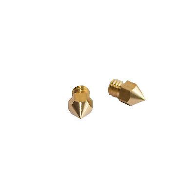 Extruder Düse 0.4mm / Nozzle für 1.75mm Filament - CNC / RepRap / 3D Drucker