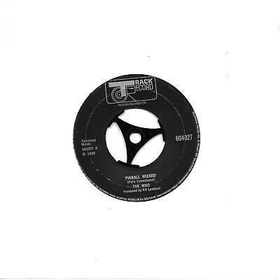 """The Who Pinball Wizard UK 45 7"""" single +Dogs Part Two"""