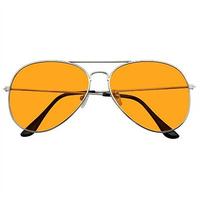 Mens Womens Sunglasses Color Tinted Lens Color Tone Retro Vintage (Color Tinted Sunglasses)