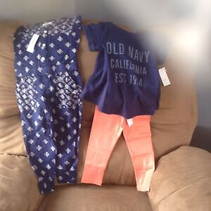 Childs(girl)clothes.  New still  has tags on them. $5 each