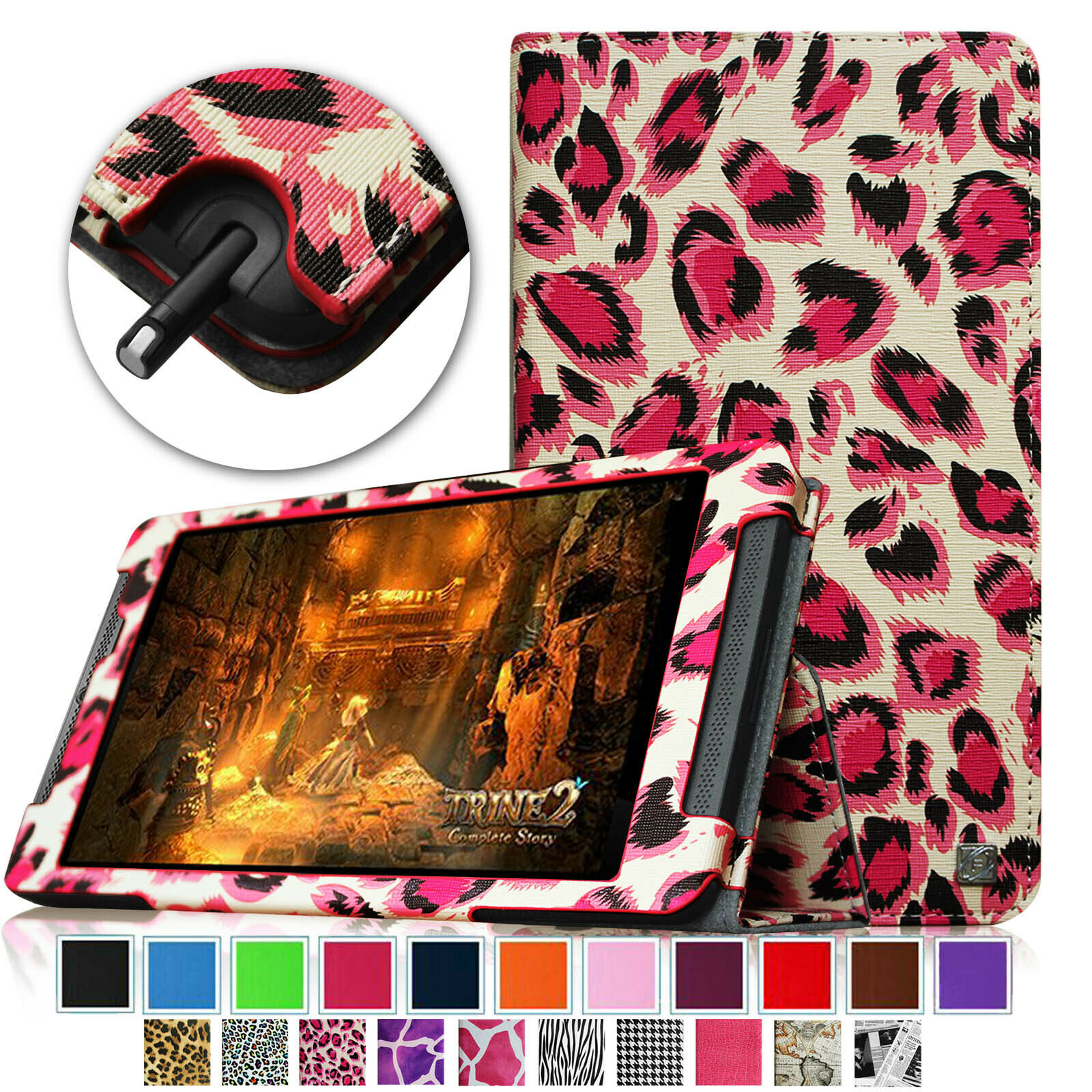 NVIDIA SHIELD Tablet K1 8 / 2014 NVIDIA Shield 2 8-inch Foli
