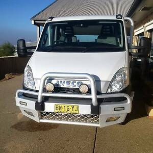 IVECO DAILY 50C 170 MY8/13 ONE OWNER Tatton Wagga Wagga City Preview