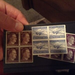 WW2 Collectable Stamps