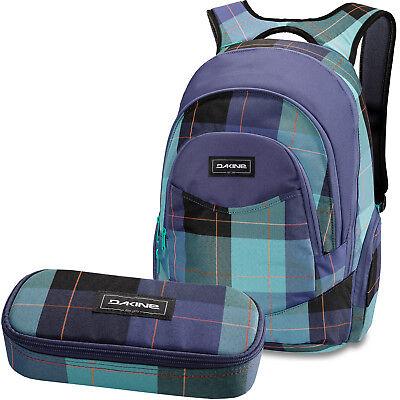 95de128106df1 DAKINE SET Laptop Rucksack Schulrucksack PROM 25l + SCHOOL CASE Mäppchen  Ranzen