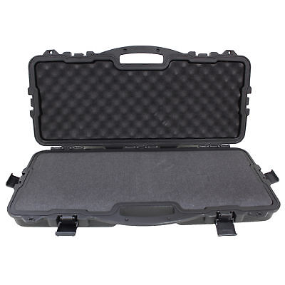 SAS Takedown Bow Hard Case with Pluck Foam and Locking Holes for Competition Bow