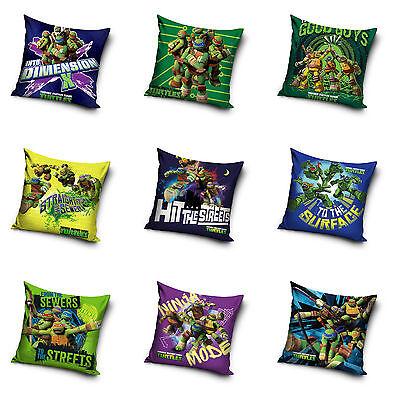 Teenage Mutant Ninja Turtles Kissenbezug Kissenhülle Pillowcase 40 x 40 cm