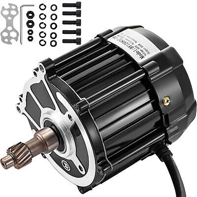 48v-60v Differential Speed Motor Brushless Dc Motor 1000w Electric Motor 3000rpm