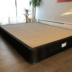 Queen Size box spring for sale  69 x 79 x 9 inch